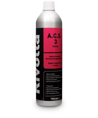 A.C.S. 3 Spray-RIVOLTA Maintenance products von Bremer & Leguil