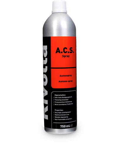 A.C.S. Spray-RIVOLTA Maintenance products von Bremer & Leguil