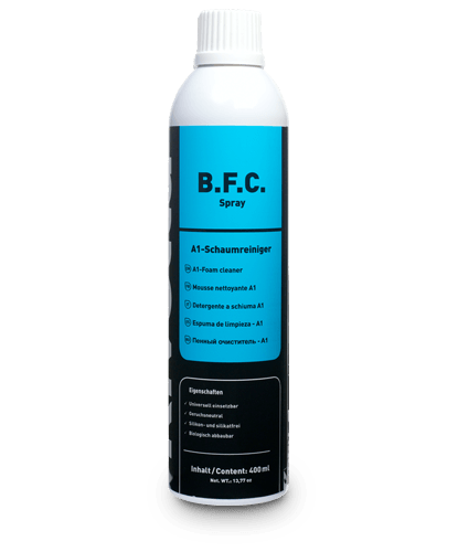 B.F.C. Spray-RIVOLTA NSF-certified products / water-based cleaner von Bremer & Leguil