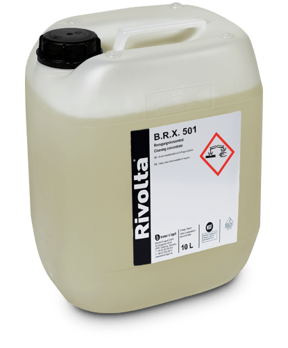 B.R.X. 501-RIVOLTA NSF-certified products / water-based cleaner von Bremer & Leguil