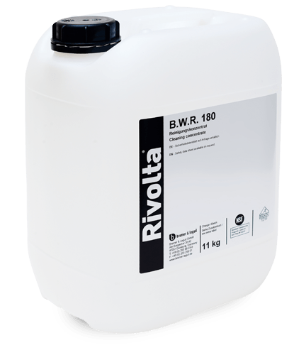 B.W.R. 180-RIVOLTA NSF-certified products / water-based cleaner von Bremer & Leguil