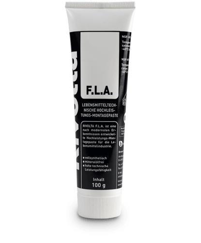 F.L.A.-RIVOLTA NSF-certified products / service and maintenance von Bremer & Leguil