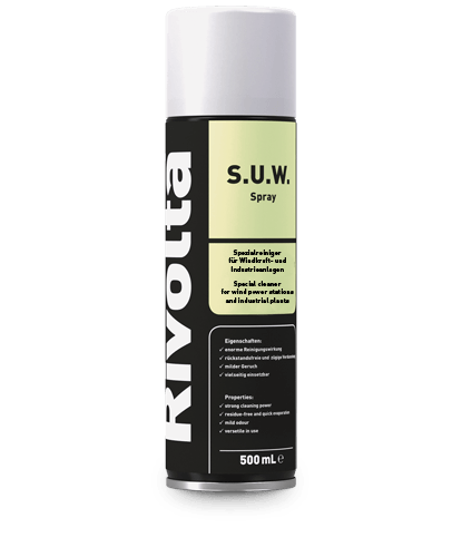 S.U.W. Spray-RIVOLTA Cleaner / Cleaners for special applications von Bremer & Leguil